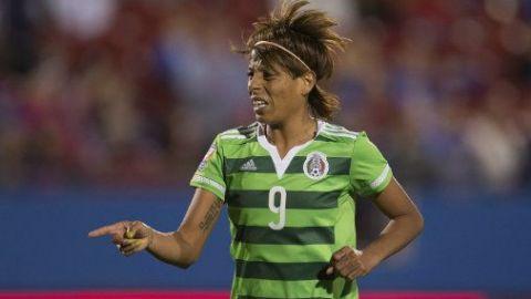 """Maribel Domínguez: """"El fútbol femenino de México dará un salto"""""""