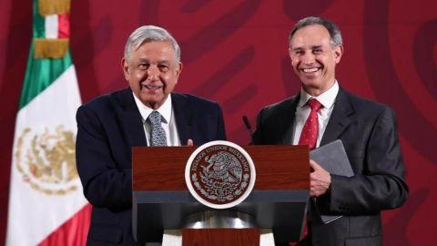 AMLO asegura que López-Gatell es su consejero en la pandemia