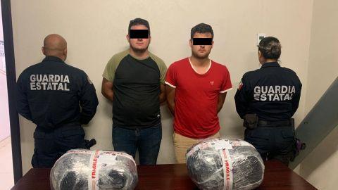 Aseguran heroína ''china white'' en Tijuana