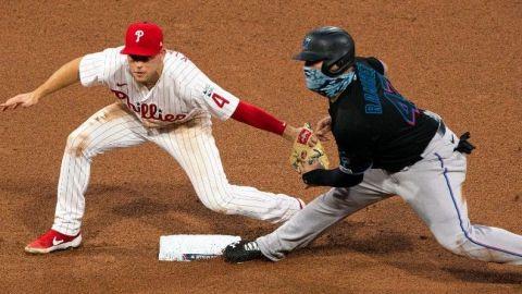 Grandes Ligas también suspende actividades de Phillies