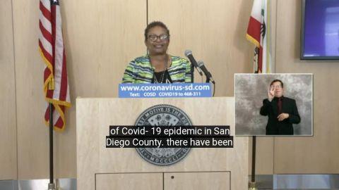 523 casos nuevos de COVID-19 en San Diego, suman 27507