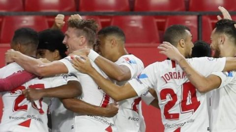 Un jugador del Sevilla da positivo por COVID-19