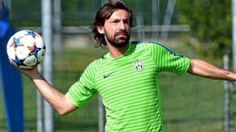 Pirlo, nuevo entrenador del equipo sub-23 del Juventus