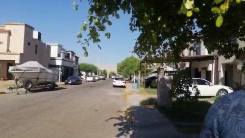 VIDEO: CFE no reinstala luz en fraccionamiento de Mexicali