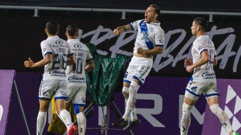 Puebla reporta un futbolista positivo de COVID-19