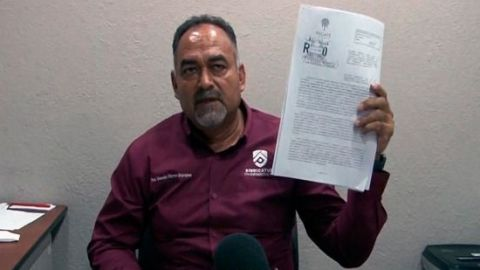Pide síndico municipal revocación de mandato para Zulema Adams