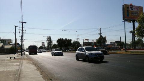 ¡CALORON! 🔥 Hoy 47 grados Celsius en Mexicali