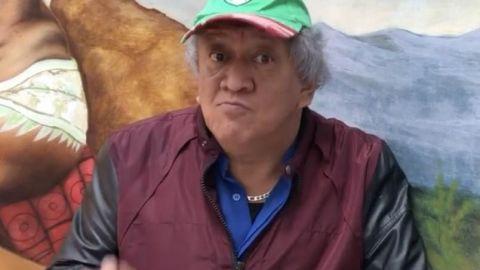Jorge Falcón, en crisis económica; vende su camioneta