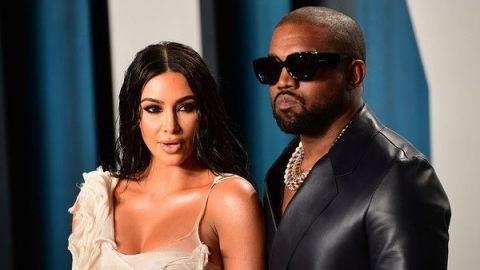 Kim ya le comunicó a Kanye que su matrimonio ha terminado