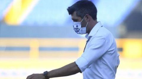 El empate de Pachuca es muy valioso: Paulo Pezzolano
