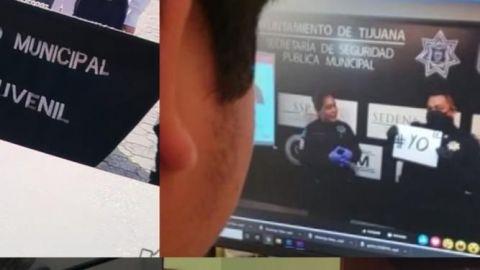 Hackearon sistema de policía en Tijuana; exigieron casi 3 millones de pesos