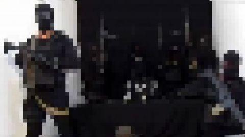 VIDEO: Encapuchados amenazan a Omar García Harfuch, jefe de seguridad de CDMX