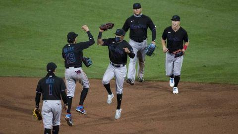 MLB culpa a los Marlins de violar protocolos contra el Covid