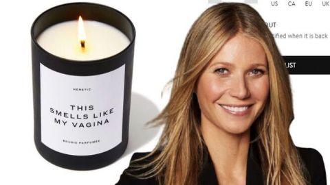 Gwyneth Paltrow dedicará nuevo olor a ''Iron Man''