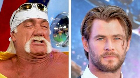 Así luciría Chris Hemsworth como Hulk Hogan