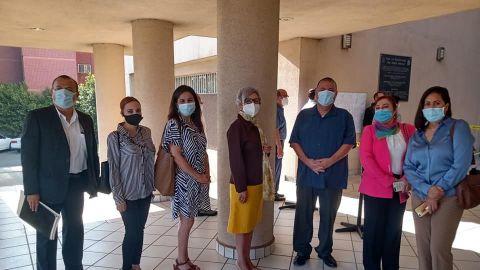 Abren juzgados en Tijuana; hay tiempo de espera