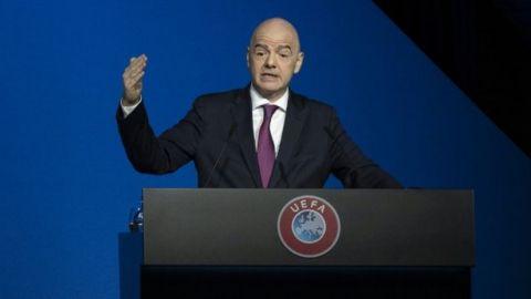 FIFA: Infantino no actuó mal al no tomar apuntes