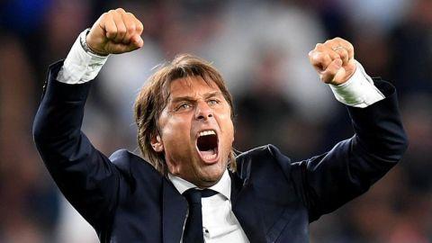 Tras duras críticas a dirigencia, Conte dice está comprometido con proyecto