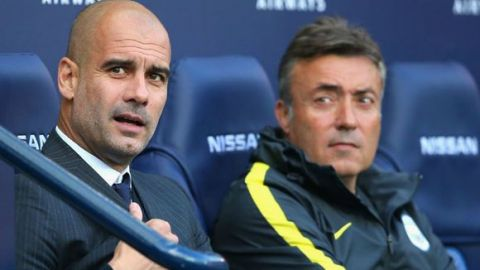 "Torrent sobre Guardiola: ""Al lado del mejor del mundo aprendes mucho"""
