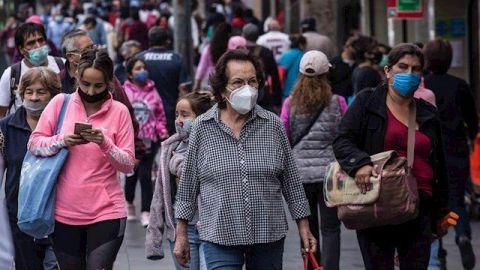 Suman más de 48 mil muertos en México por COVID