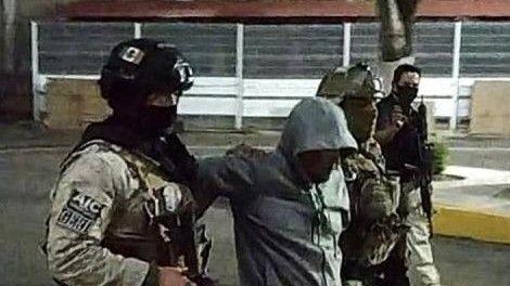 ''El Marro'' ya fue trasladado  al penal de Puentecillas