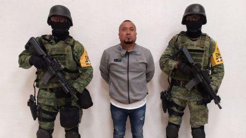 """FGE lleva a """"El Marro"""" ante juez por secuestro"""