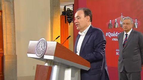 Funcionarios federales despedidos por su vinculación con García Luna