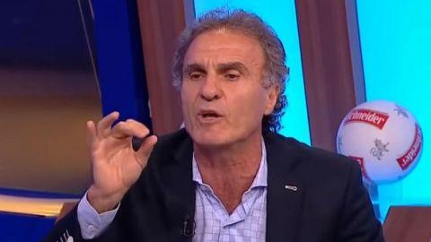 """Ruggeri critica a Piqué y lo pone como jugador del """"montón"""""""
