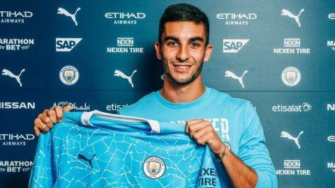 Ferrán Torres oficialmente jugador del City