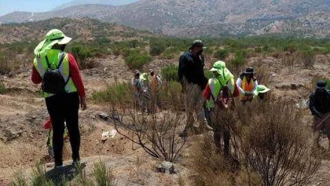 Hallaron 25 cuerpos en julio integrantes del MOVED