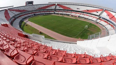 River Plate realizará obras en el Monumental hasta 2021 y cambiará el césped