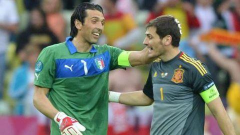 Entre leyendas; Qué palabras de Buffon a Casillas
