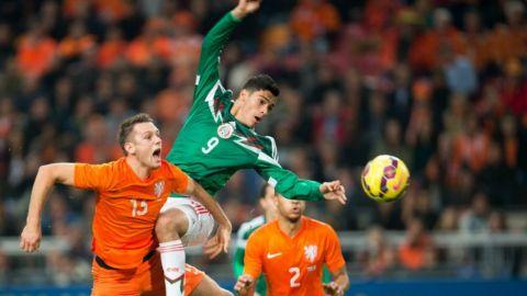 Selección Mexicana anuncia fecha y horario de partido contra Holanda