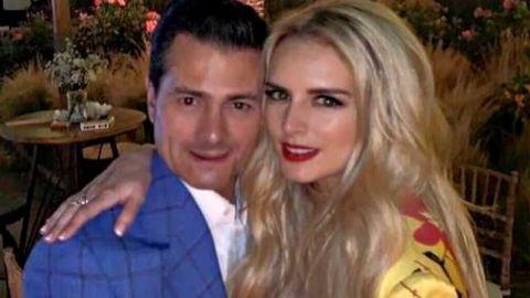 Novia de Peña Nieto se contagia de coronavirus