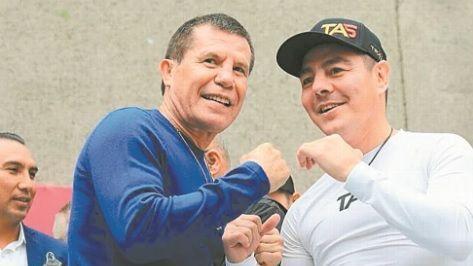 """""""Travieso"""" Arce amenaza a Julio César Chávez para su siguiente combate"""