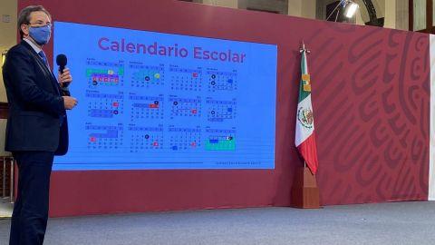 Publican calendario escolar para el ciclo escolar 2020-2021