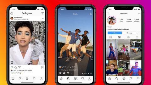 Instagram lanza Reels, te decimos cómo usarlo