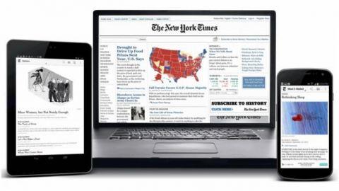 The New York Times ya vende más con su versión digital que con la impresa