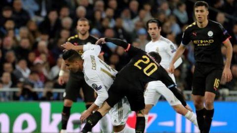 En Manchester City, seguros de eliminar al Real Madrid