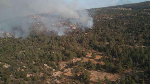 Más de 2, 500 hectáreas consumidas en incendios en la Sierra de Juárez