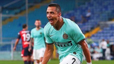 Alexis Sánchez completa su traspaso definitivo al Inter