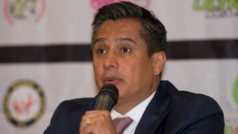 Le sale competencia a Todorov por la presidencia de la FMN