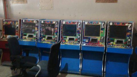 Decomisan maquinas tragamonedas en Tijuana