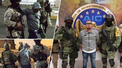 Trasladan a ''El Marro'' al penal del Altiplano