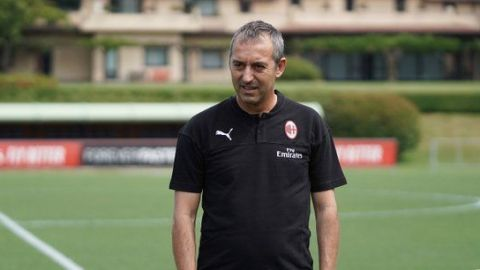 Marco Giampaolo, ex del Milan, es el nuevo técnico del Torino