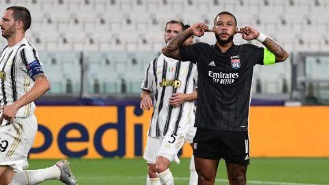 VIDEO: El Lyon sobrevive a Cristiano, elimina al Juventus y se mete en cuartos