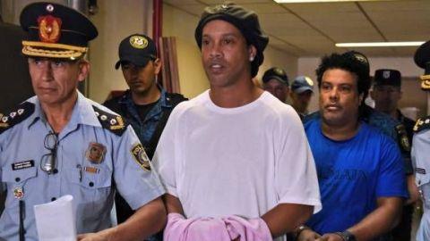 Ronaldinho, cerca de recuperar su libertad en Paraguay