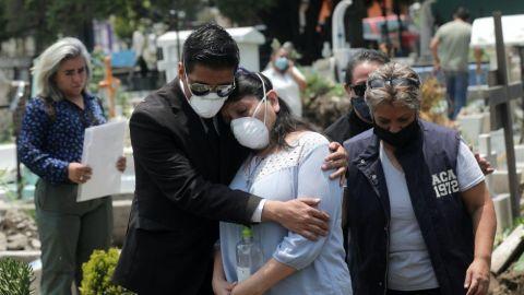 México acumula 469,407 casos de coronavirus, fallecidos aumentan a 51,311