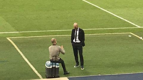 """Guardiola: """"Tengo mucha admiración por lo que ha hecho Zidane"""""""