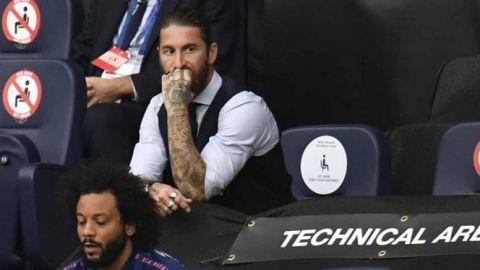 Queríamos más, asegura Sergio Ramos